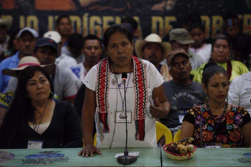 El Congreso Nacional Indígena (CNI) y la luchaelectoral